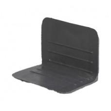Plastic protection corner 47mm