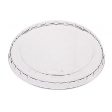 Lid for souce container 50-100ml 65*65mm, transparent PS