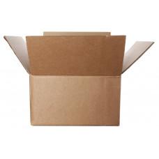 Gofrētā kartona kaste 380 x 253 x 230 mm