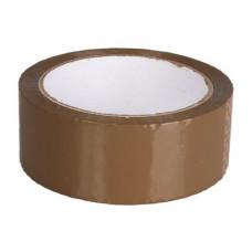 Pakošanas līmlenta 48mm*66m, brūna, solvent