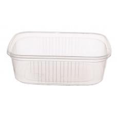 Salātu trauks 108x82 mm, 150ml, PP