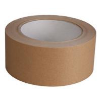 Pakošanas papīra līmlente 50mm*50m, brūna