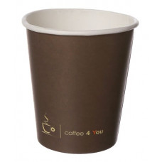 Papīra glāze 300ml 90mm, Coffee 4 You