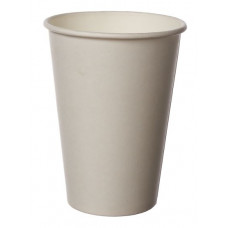 Papīra glāze 180ml 70mm, balta