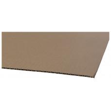 Gofrētā kartona loksne  1200 x 780mm