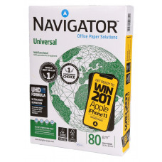 A4 kopijavimo popieriaus NAVIGATOR UNIVERSAL