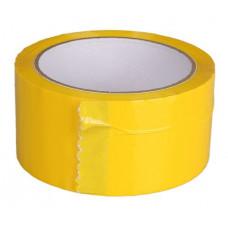 Pakošanas līmlente 48mm*66m dzeltena, akrila