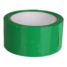 Pakošanas līmlente 48mm*66m, zaļa, akrila
