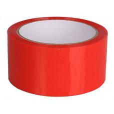 Pakošanas līmlente 48mm*66m sarkana, akrila