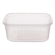 Salātu trauks 108x82 mm, 200ml, PP