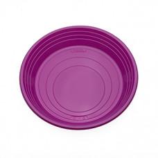 Plate 210mm, purple PS