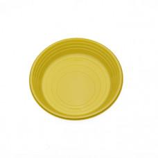 Šķīvis deserta, DZELTENS, 170mm, PS