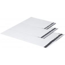 Coex LDPE envelope, black-white, 24 x 35cm
