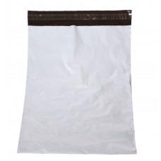 Coex LDPE envelope, black-white, 35 x 45cm