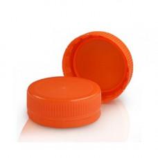 PET pudeles korķis @38mm, oranžs